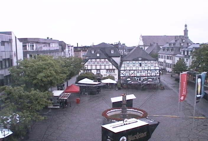 Brilon Markt